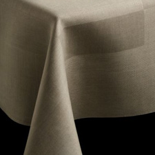 KLÄSSBOLS Nobel linen tablecloth