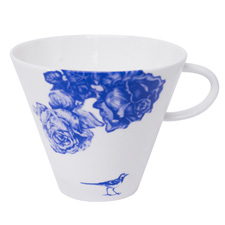 MÅNSES Blåloos tea cup